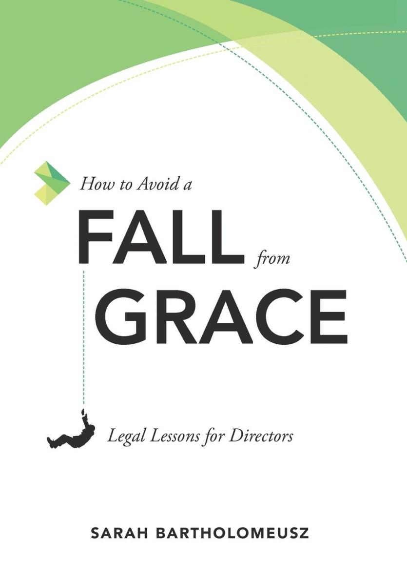 How to Avoid a Fall from Grace Cover